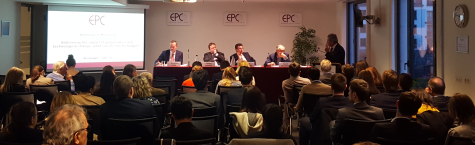 Policy Dialogue At EPC