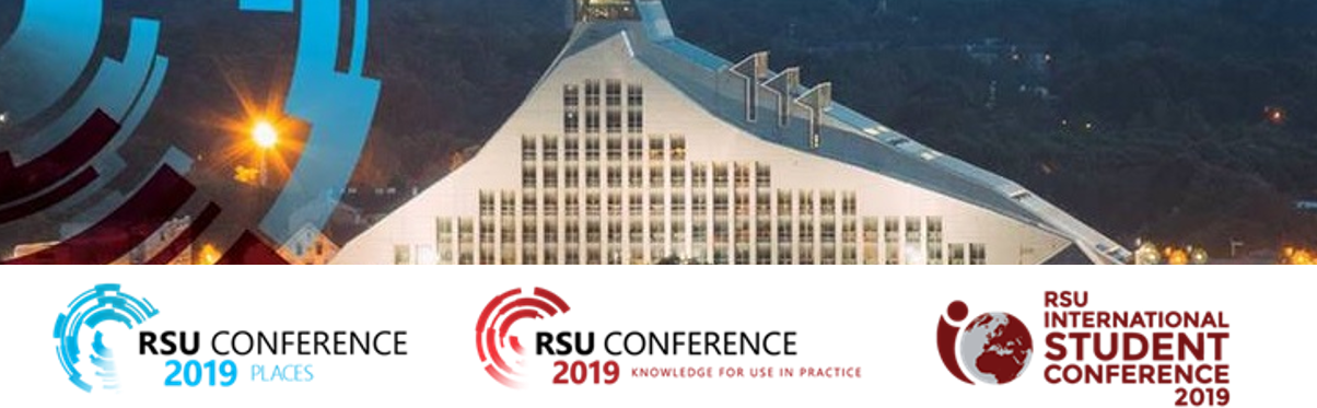 RSU RESEARCH WEEK 2019