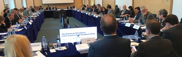 Directors – General For Territorial Cohesion Meeting
